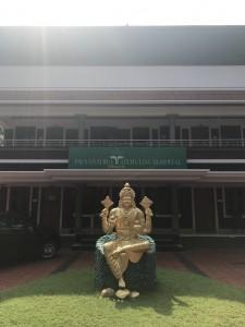 南インド、ケララのアーユルヴェーダクリニック